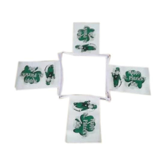 Happy St. Patricks Day (white) bunting - 6 metres