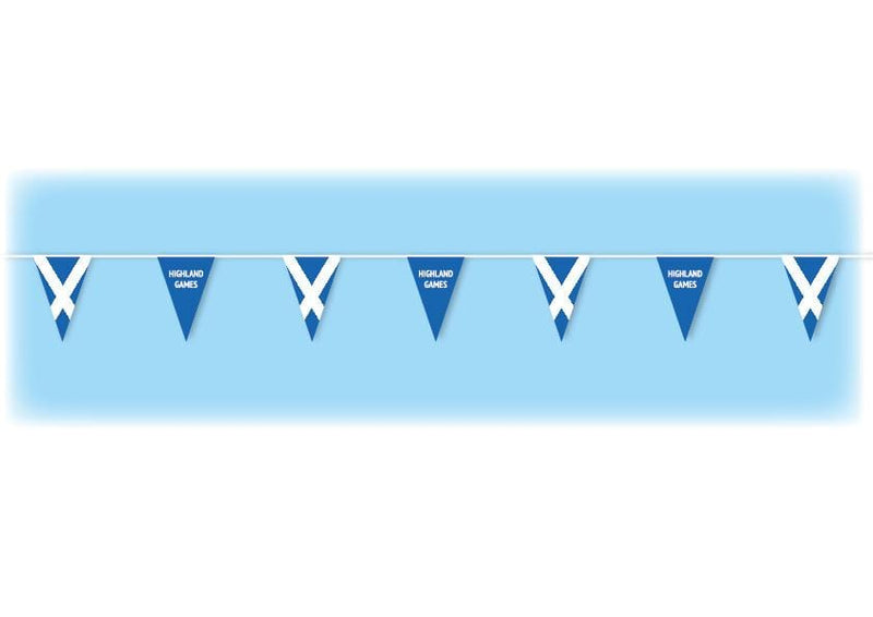 Highland Games Bunting