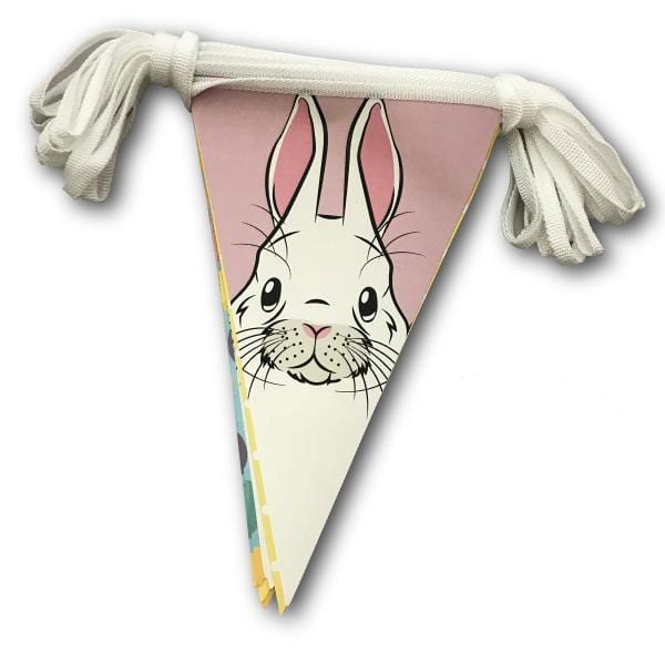 Easter Rabbit Bunting