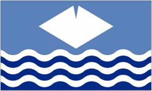 Isle of wight car flag