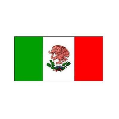 Mexico Fabric Bunting
