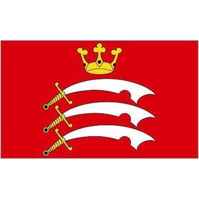 Middlesex 1.52m x 0.91m (5ftx 3ft) Budget Display Flag