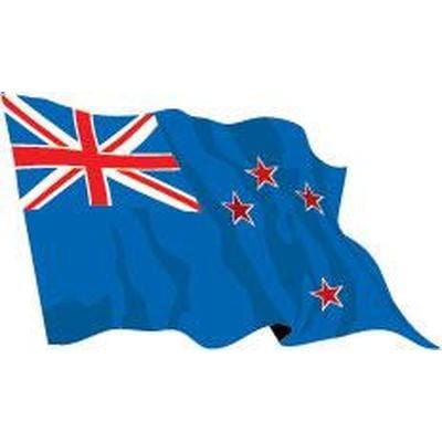 New Zealand 1.52m x 0.91m (5ftx 3ft) Budget Display Flag