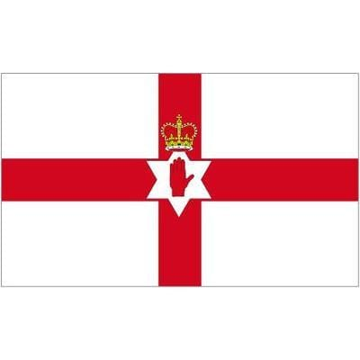 Northern Ireland Table Flag