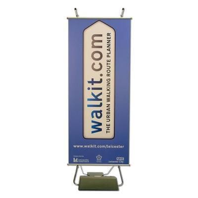 Outdoor Portable Banner