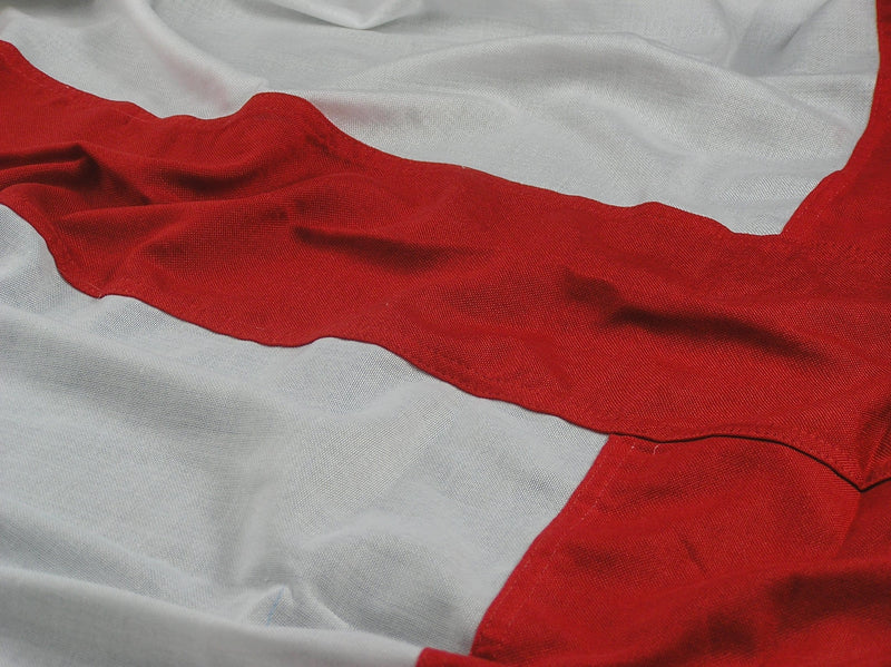 Sewn St George flag