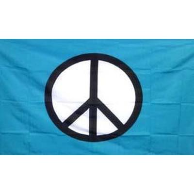Peace 1.52m x 0.91m (5ftx 3ft) Budget Display Flag