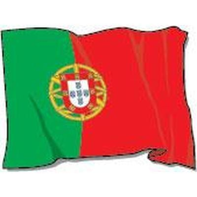Portugal 1.52m x 0.91m (5ftx 3ft) Budget Display Flag