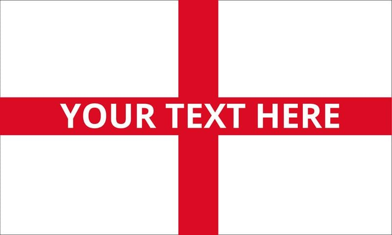 Design your own St George Flag