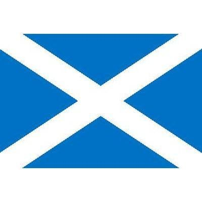 St Andrews 1.52m x 0.91m (5ftx 3ft) Budget Display Flag