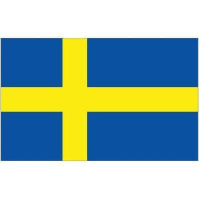 Sweden Table Flag