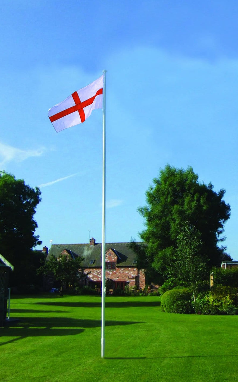 Flagpole kit with Free flag