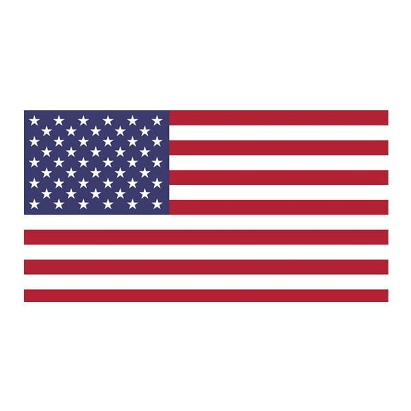 USA Table Flag