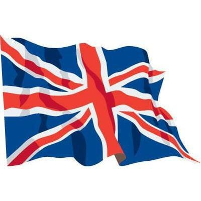Union 1.52m x 0.91m (5ftx 3ft) Budget Display Flag