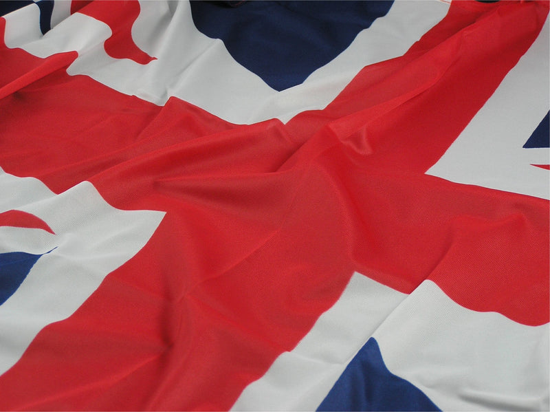 Printed Union Flag 2.0yrd (183cm x 91cm)