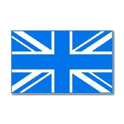 Union Jack Blue Flag 5ft x 3ft flag