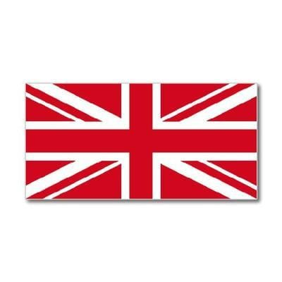 Union Jack Pink/Red Flag 5ft x 3ft flag