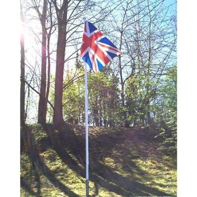 4.5m Value Flagpole
