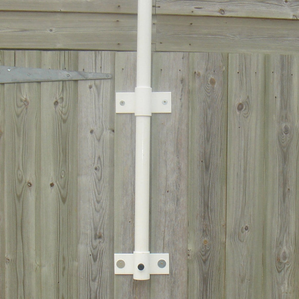 Vertical Bracket 2 pc for 50mm wall poles