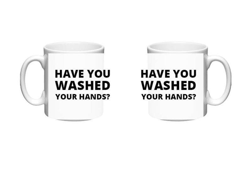 Wash Your Hands Mug