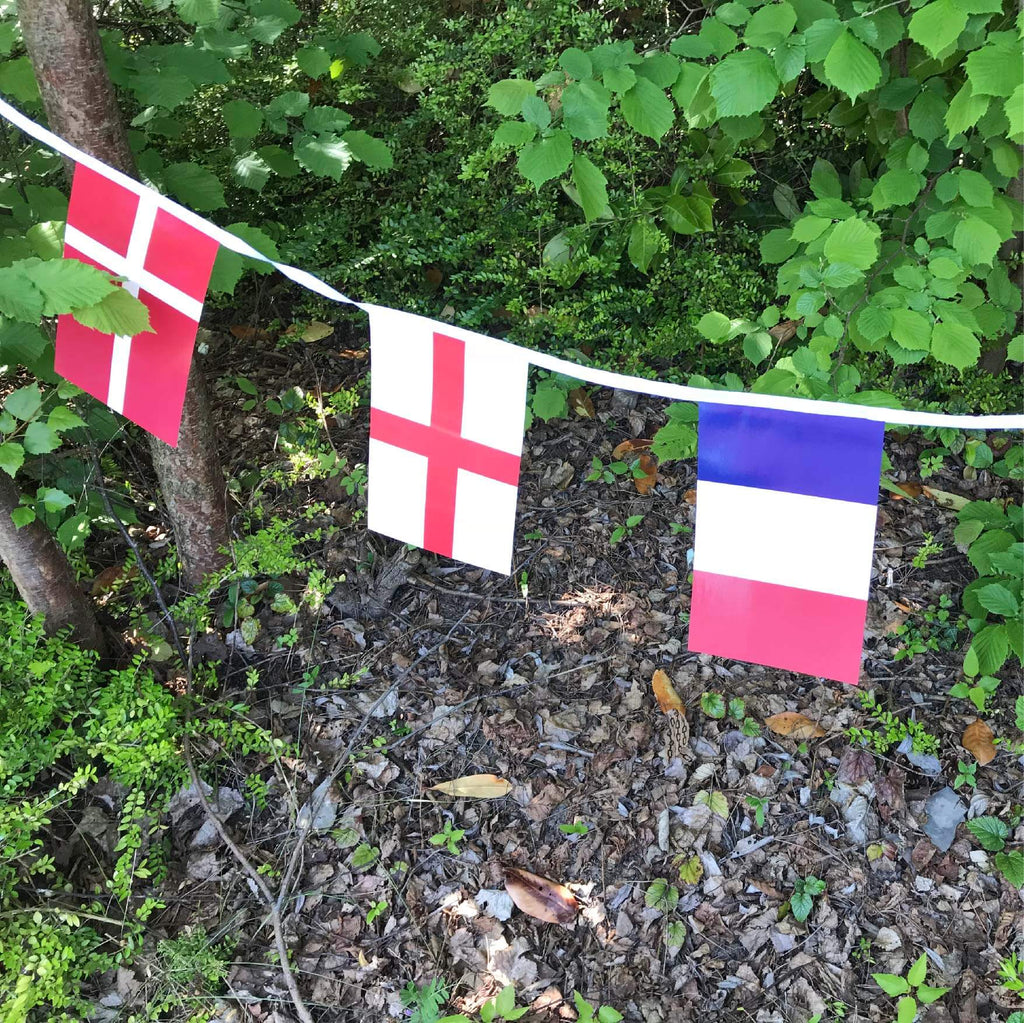 World Cup 2018 paper bunting