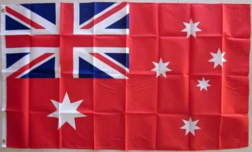 Australia Red Ensign Flag