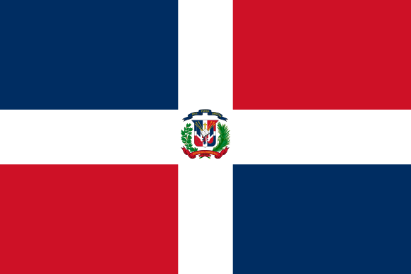 Dominican Republic Flags & Bunting