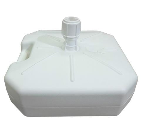 Water Fillable White Base 16L