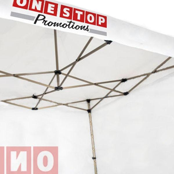 Branded, printed Event tent