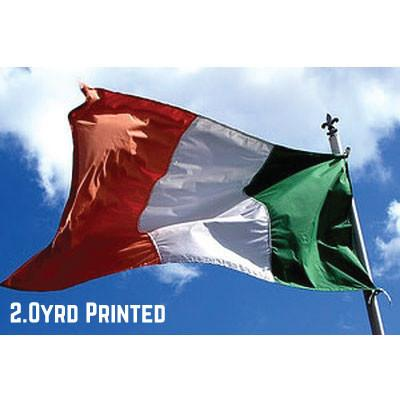 Printed Ireland Flags
