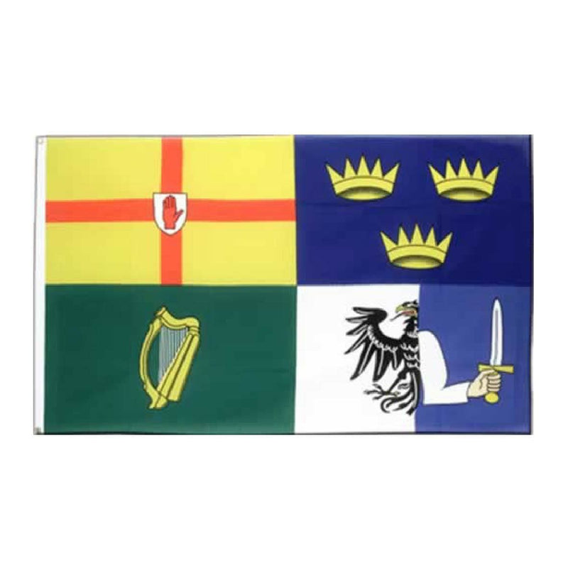 Ireland provinces flag