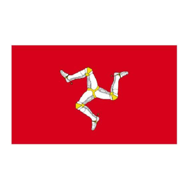 Isle of Man county flag