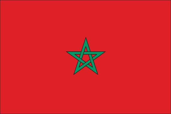 Morocco Flags & Bunting