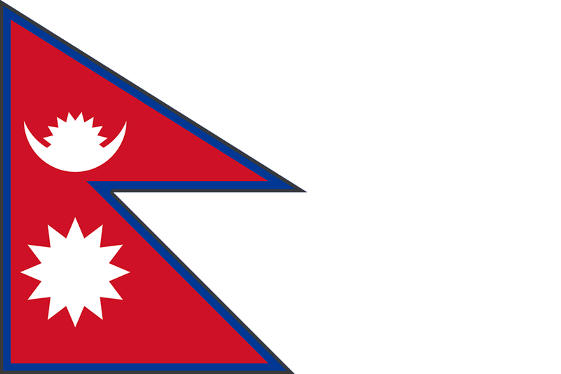 Nepal Flags & Bunting