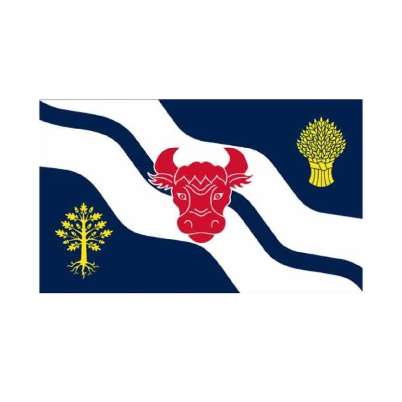 Oxfordshire county flag