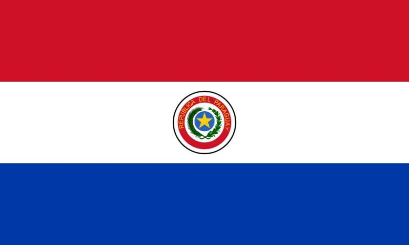 Paraguay Flags & Bunting