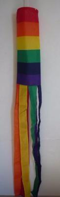 Rainbow/LGBTQ+/Pride Flag Windsock
