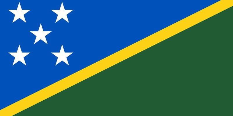 Solomon Islands Flags & Bunting