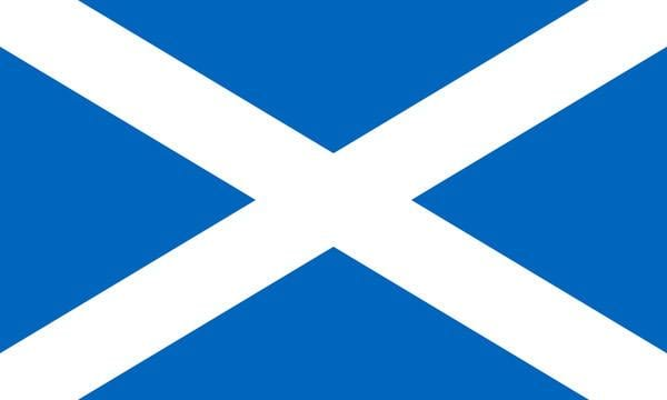 Printed St Andrews Flags