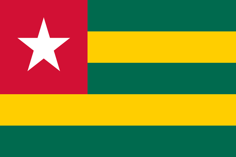 Togo Flags & Bunting