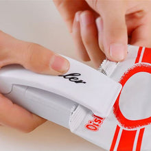 Magic Plastic Bag Sealer - Always Keep Your Food Fresh!