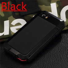 Heavy-Duty Shockproof Protective Case For Apple iPhone