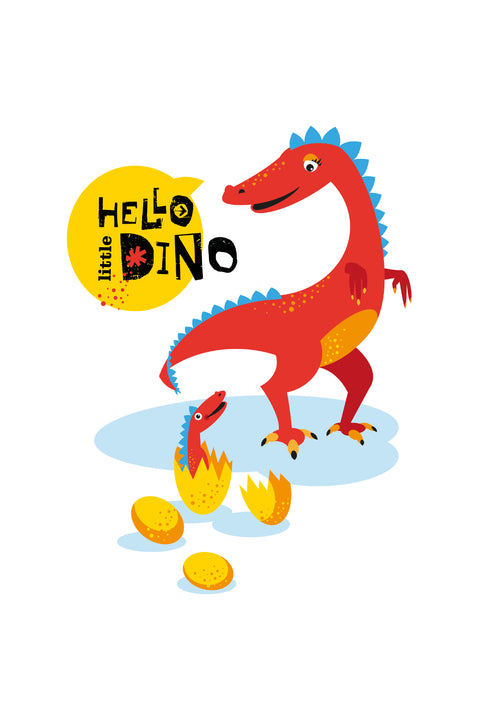 Hello Little Dino