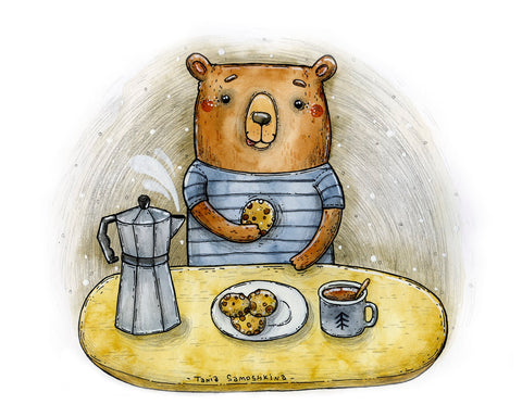 Brunch Bear