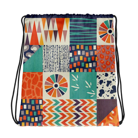 Out of Africa - Drawstring Bag