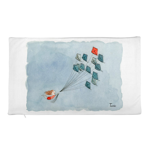 Kites - Rectangular Pillow Case