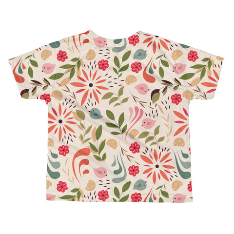 Little Flowers - Kids Tee