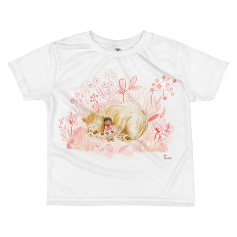 Girl Bear - Kids Tee