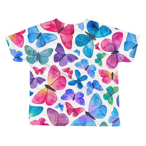 Butterflies - Kids Tee