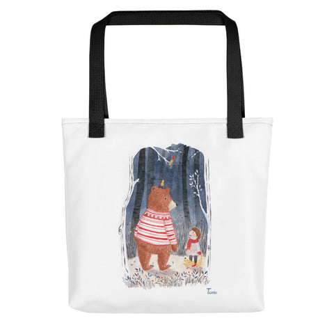Boy and Bear - Tote Bag